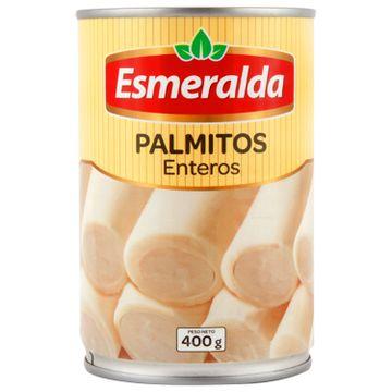 portada PALMITOS ENTEROS (400g) marca Esmeralda