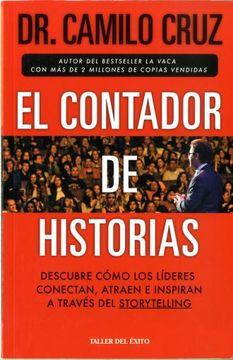portada El Contador de Historias