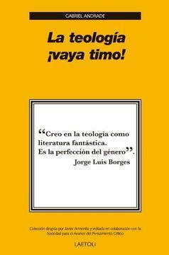 portada La Teología¡ Vaya Timo!