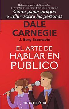 portada El Arte de Hablar en Publico