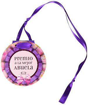 portada Premio a la Mejor Abuela