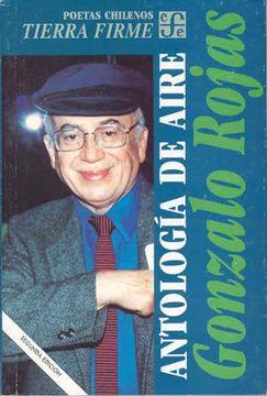 portada Antologia de Aire (Rojas) ed. Disponible: 9789681649814