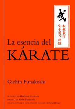 portada La Esencia del Karate