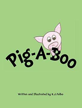 portada Pig-A-Boo (libro en inglés)