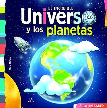 portada El Increíble Universo y los Planetas