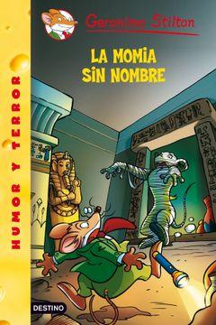 portada Geronimo Stilton 41: La Momia sin Nombre