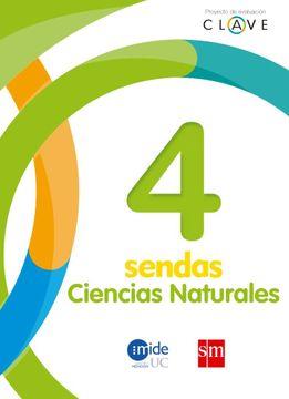 portada Ciencias Naturales 4° Básico
