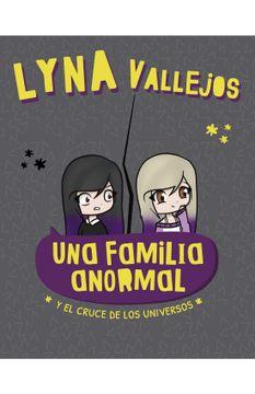 portada Una Familia Anormal y el Cruce de los Universos