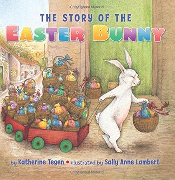 portada Story Of The Easter Bunny Board Book