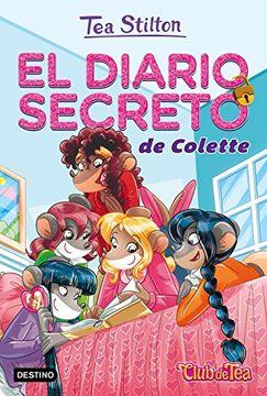 portada Vida en Ratford 2. El Diario Secreto de Colette