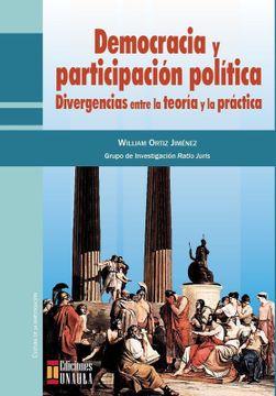 portada Democracia y Participación Política Divergencias Entre la Teoría y la Práctica