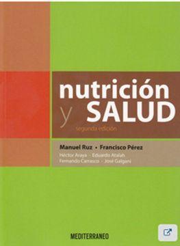 portada Nutricion y Salud 2º Edicion