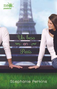 portada Un Beso en Paris