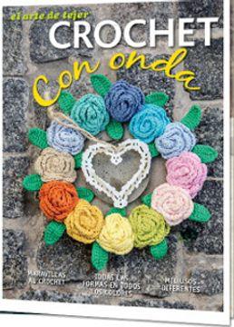 portada El Arte de Tejer Crochet con Onda 2016