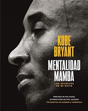 portada Mentalidad Mamba: Los Secretos de mi Éxito