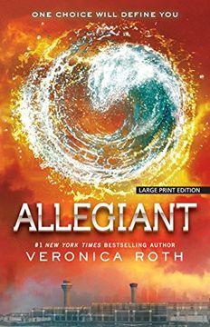 portada Allegiant (Divergent Series)