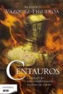 portada CENTAUROS (BEST SELLER ZETA BOLSILLO)