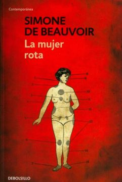 portada La Mujer Rota