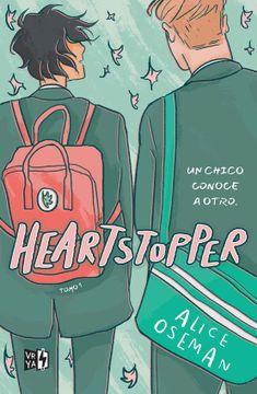 portada Heartstopper  un Chico Conoce a Otro