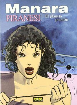 portada Piranesi: El Planeta Prision