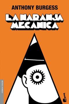 portada La Naranja Mecánica