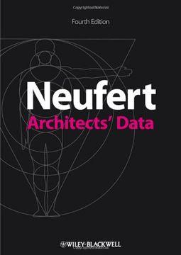 portada Neufert Architects' Data, Fourth Edition (libro en Inglés)