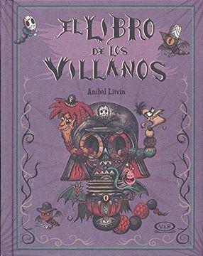 portada El Libro de los Villanos