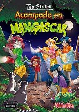 portada Tea Stilton 24. Acampada en Madagascar