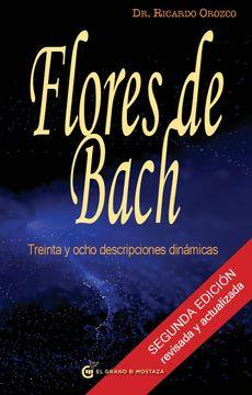 portada Flores de Bach 38 Descripciones Dinámicas
