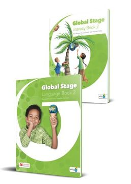 portada Global Stage Level 2 Literacy Book and Language Book With Navio app (libro en Inglés)