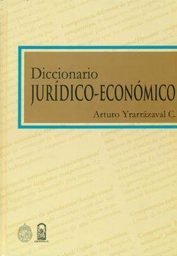 portada Diccionario Jurídico Económico