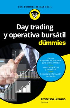 portada Day Trading y Operativa Bursátil Para Dummies