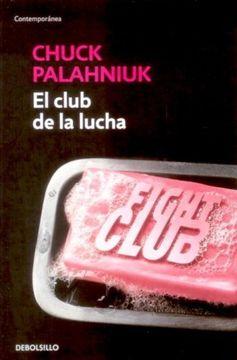portada El Club de la Lucha