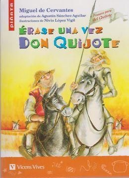 portada Erase una vez don Quijote