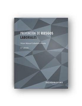 portada Prevención de Riesgos Laborales: Guía Básica de Información a los Trabajadores en Prevención de Riesgos Laborales