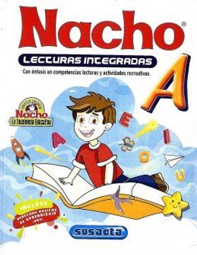portada Nacho Lecturas Integradas a