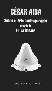 portada Sobre el Arte Contemporáneo Seguido en la Habana