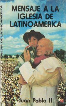 portada Mensaje a la Iglesia de Latinoamérica (MINOR)