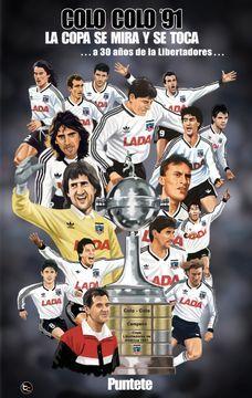 portada Colo – Colo 91′: La Copa se Mira y se Toca.