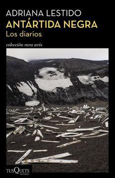 portada Antártida Negra. Los Diarios