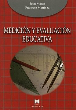 portada Medición y Evaluación Educativa (Manuales de Metodología de Investigación Educativa)