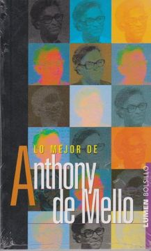 portada Lo Mejor de Anthony de Mello