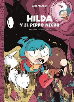 portada Hilda y el Perro Negro