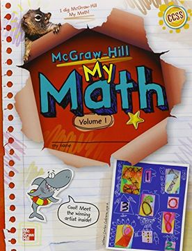 portada Mcgraw-Hill my Math, Grade 1, Student Edition Package (Volumes 1 and 2) (Elementary Math Connects) (libro en Inglés)