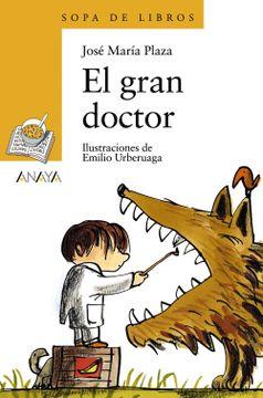 portada El Gran Doctor