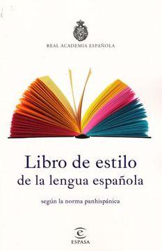portada Libro de Estilo de la Lengua Espaaola