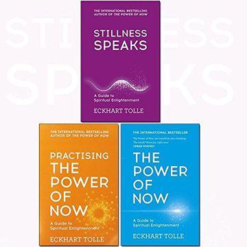 portada The Power of now (libro en Inglés)
