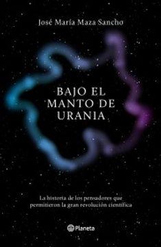 portada Bajo El Manto de Urania