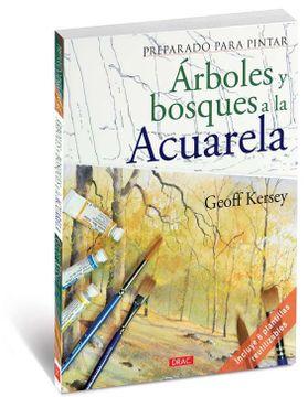 portada Preparado Para Pintar Arboles y Bosques a la Acuarela
