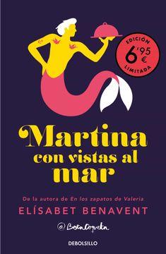 portada Martina con Vistas al mar (Campaña Verano -Edición Limitada a Precio Especial) (Horizonte Martina 1)
